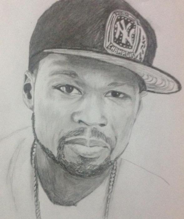 50 Cent by pats47